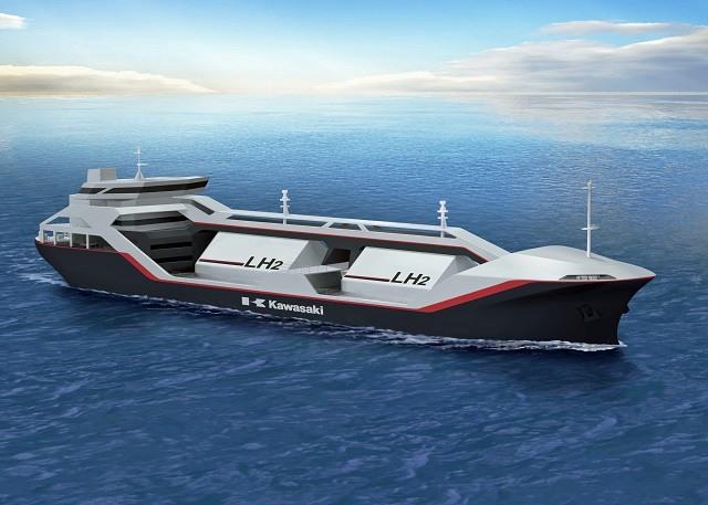 australia japan develop safety standards shipping liquid hydrogen LH2 Safety carriage Aussie Cargo Alliance