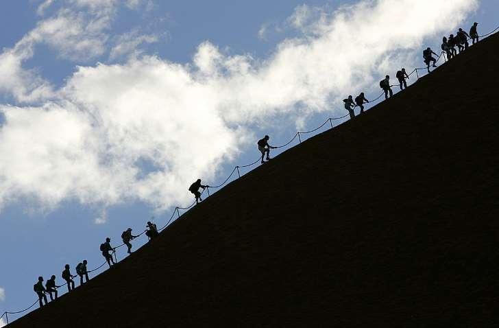 Uluru Climbing Ban  ACAWorld