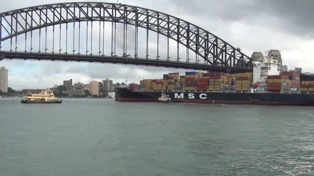 Sydney Harbour ACA World MSC